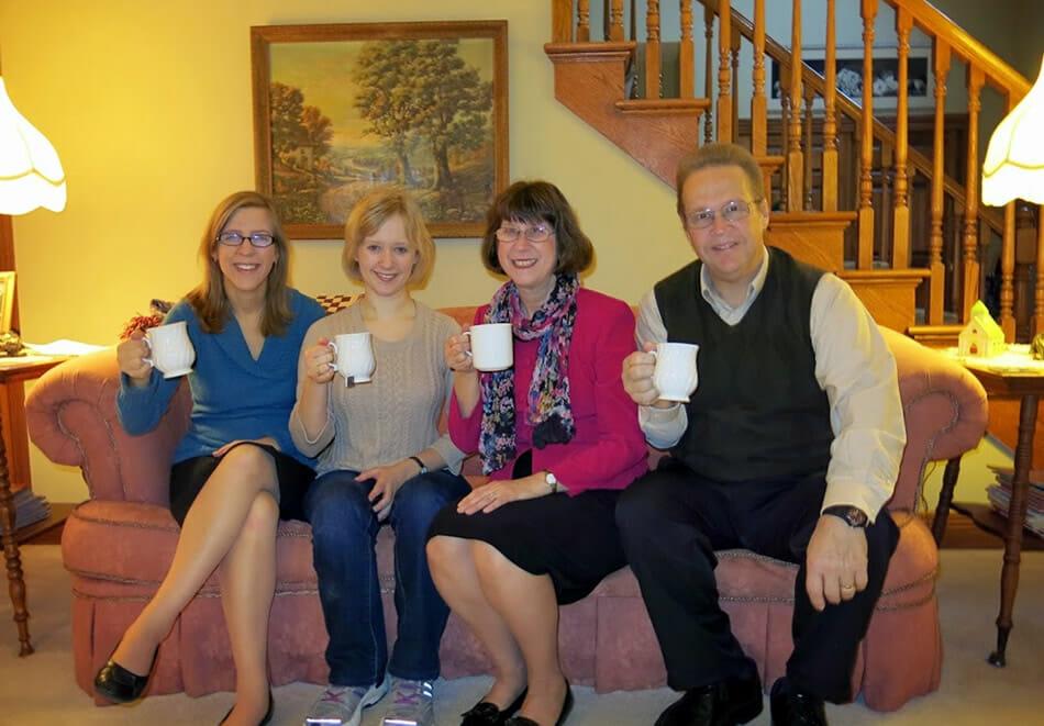 Karen Wingate's Family