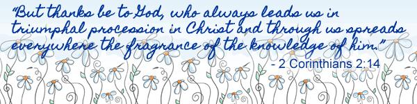 2 Cor 2:14