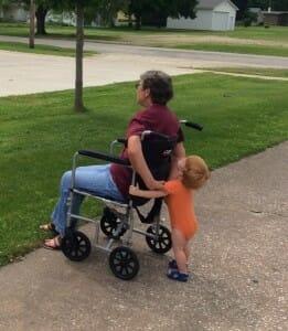 wheelchair G