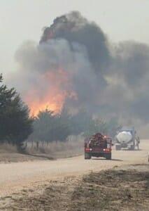 Kanas fires 2