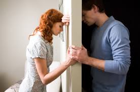 Marital spat? Stop, drop and pray!