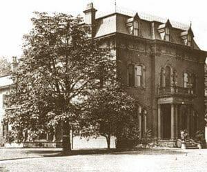 Rockefeller Mansion on Millionaire's Row