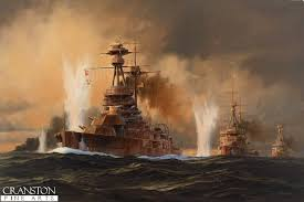 jutland battle