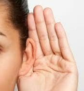 Who in your church has a hard time hearing?