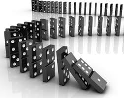 One sin can have a domino effect of suffering