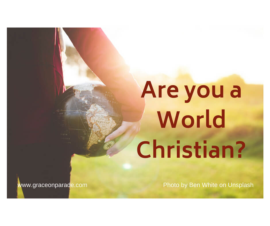 World Christian - You have a place in global evangelism