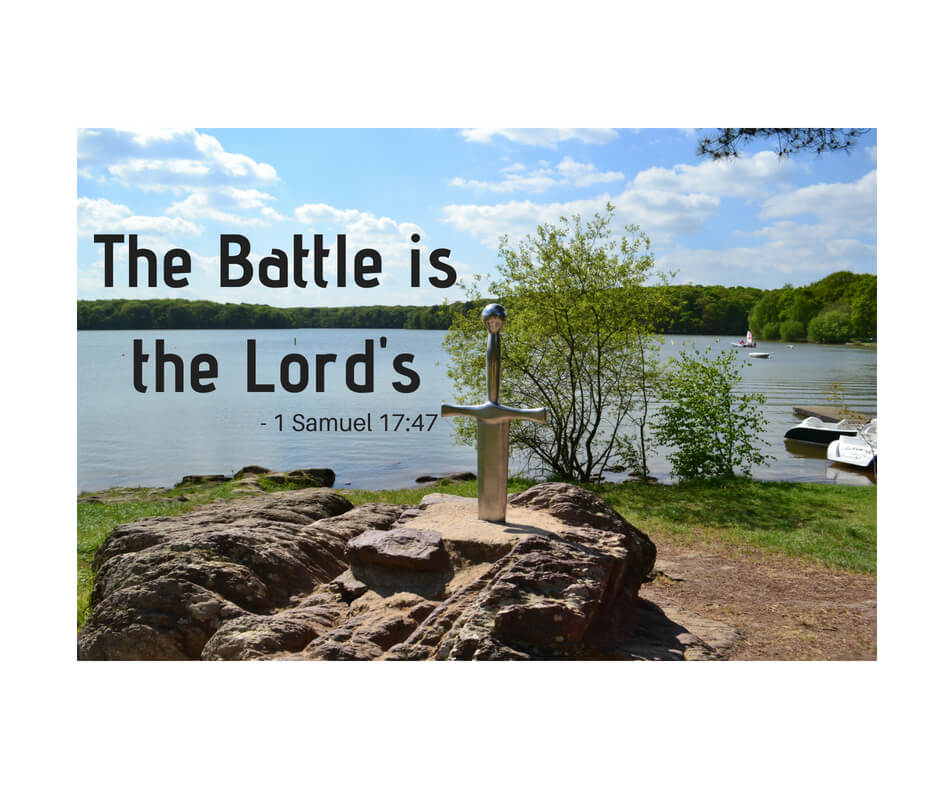 Personal Safety - The Battle Is The Lord's.