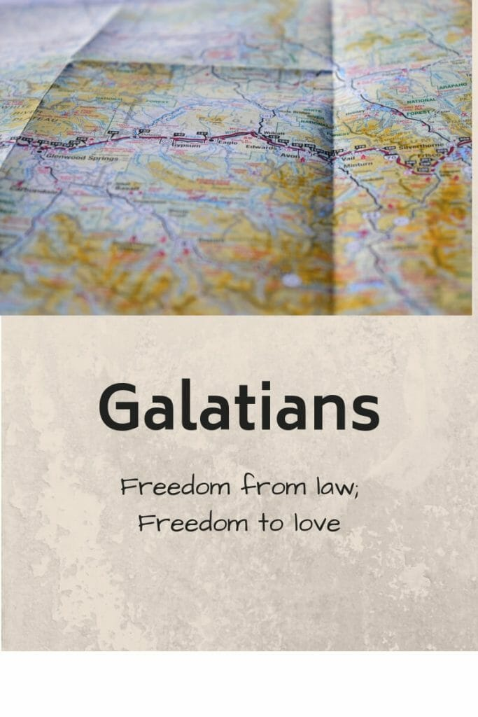 Galatians Bible Study Introduction