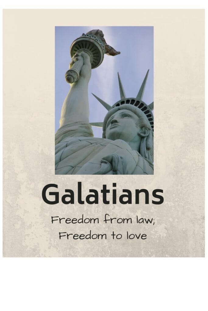 Galatians Bible Study - Finding Freedom in Christ