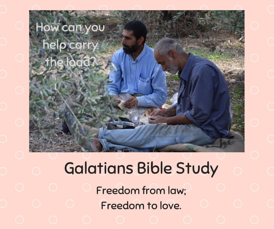 Accountable - Galatians 6 Bible Study