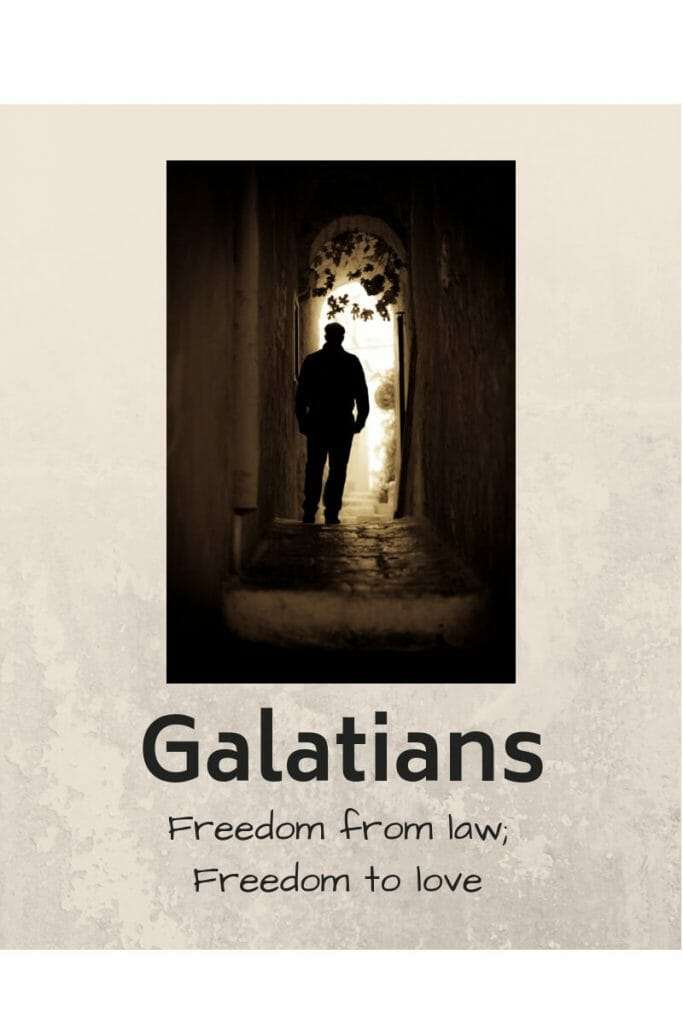 Moving Into Adulthood - Galatians 4 Bible Study