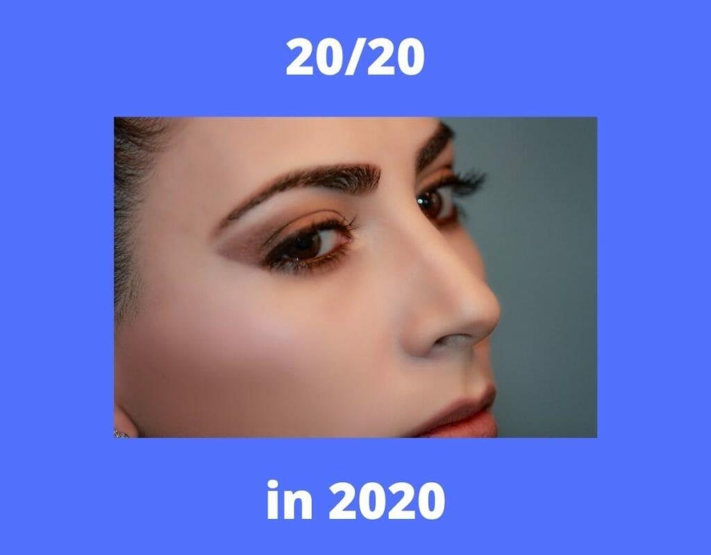 20/20 in 20202